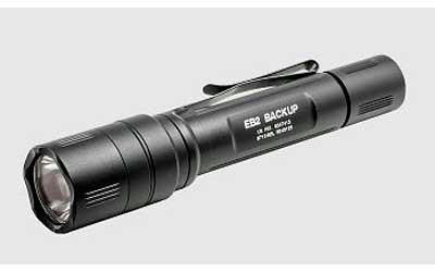 Surefire Eb2 Backup-black 500-5 Lm-led
