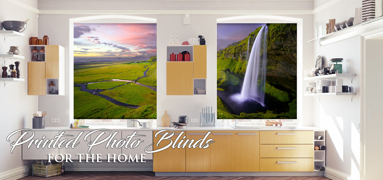 printed photo blinds for your home
