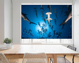 Pier out to Sea Printed Picture Photo Roller Blind - RB576 - Art Fever - Printed Blinds and Wall Art
