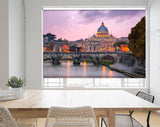 Tropical Boca Grandi Beach Printed Photo Picture Roller Blind - RB503 - Photo Roller Blinds - Art Fever - 2