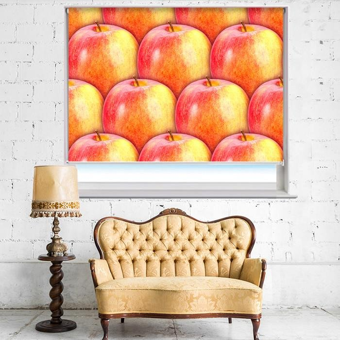 Apples Printed Photo Picture Roller Blind - RB407 - Art Fever