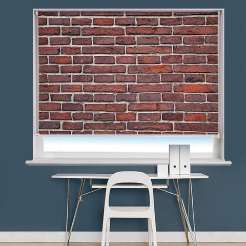 Brick Effect Image Printed Roller Blind - RB831 - Art Fever - Art Fever