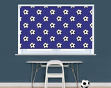 Chelsea Football Pattern Image Printed Picture Photo Roller Blind - RB932 - Art Fever - Art Fever