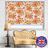 Colorful Abstract Floral Printed Picture Photo Roller Blind - RB525 - Art Fever - Art Fever