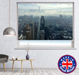 Drive into New York City Printed Picture Photo Roller Blind - RB546 - Art Fever - Art Fever