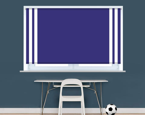 Everton Football Colours Image Printed Picture Photo Roller Blind - RB9402 - Art Fever - Art Fever