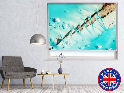 From Space Printed Picture Photo Roller Blind - RB552 - Art Fever - Art Fever