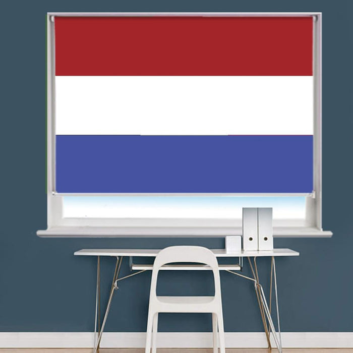Holland Flag Printed Picture Roller Blind - RB770 - Art Fever - Art Fever