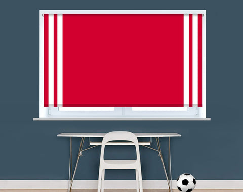 Liverpool Football Colours Image Printed Picture Photo Roller Blind - RB9409 - Art Fever - Art Fever