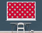 Liverpool Football Pattern Image Printed Picture Photo Roller Blind - RB9407 - Art Fever - Art Fever