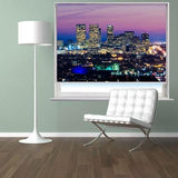 Los Angeles at Night Printed Picture Photo Roller Blind - RB91 - Art Fever - Art Fever