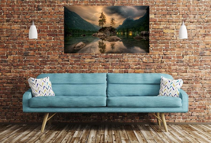 Nature Scene Image Printed Onto A Single Panel Canvas - SPC81 - Art Fever - Art Fever
