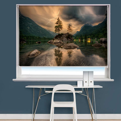 Nature Scene Image Printed Roller Blind - RB821 - Art Fever - Art Fever