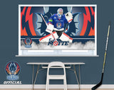 Official Coventry Blaze C.J. Motte Player Image Printed Photo Roller Blind - RB952 - Art Fever - Art Fever