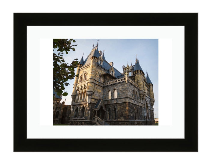 Old Medieval Castle Framed Mounted Print Picture - FP51 - Art Fever - Art Fever