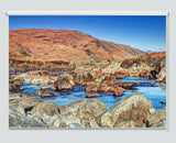 Printed Picture Photo Roller Blind Sligachan Glen, Skye, Inner Hebrides, Highlands, Scotland - RB10018 - Art Fever - Art Fever