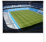 Real Madrid stadium Printed Picture Photo Roller Blind - RB303 - Art Fever - Art Fever