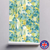 Self Adhesive Wallpaper - WM641 - Art Fever - Art Fever