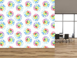 Self Adhesive Wallpaper - WM644 - Art Fever - Art Fever