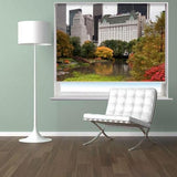 The Plaza hotel New York Printed Picture Photo Roller Blind - RB292 - Art Fever - Art Fever