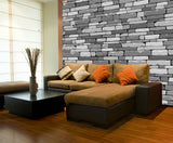 WM561 - Seamless Stone Effect Background | Self Adhesive Wallpaper Rolls - Art Fever - Art Fever