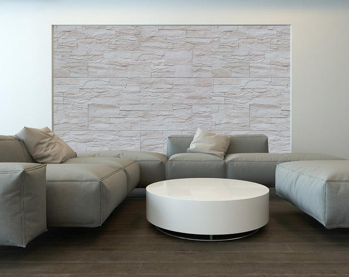 WM562 - Modern Stone Wall Effect Wallpaper | Self Adhesive Wallpaper Rolls - Art Fever - Art Fever
