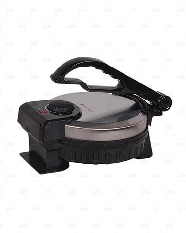 Westpoint - Deluxe Roti Maker With Timer WF 6512 - 900W - Black and Silver