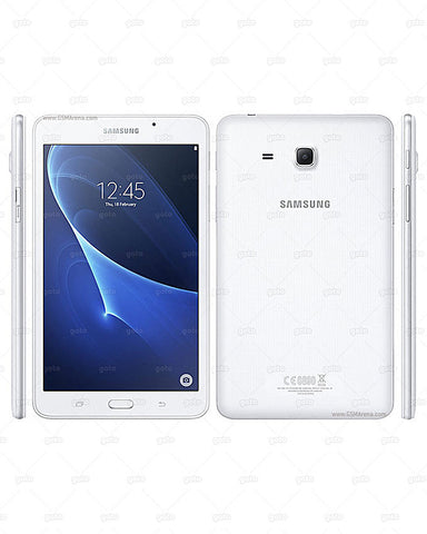 Samsung - Galaxy Tab A 7.0 with 8 GB capacity and 1.5 GB RAM - White