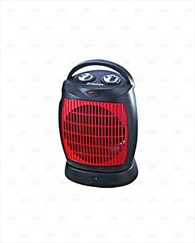 Westpoint - Fan Heater WF5141 - Black and Red