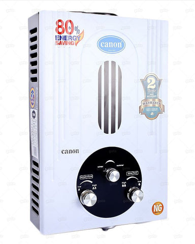 CANON - Instant Geyser Ins 600B - White