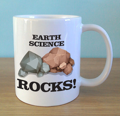 Earth Science Rocks! - MugWow