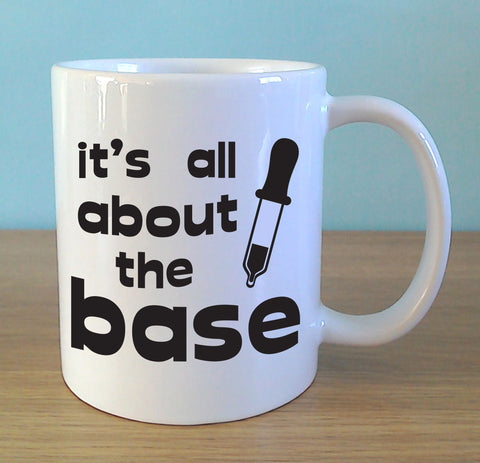 It's all about the base - MugWow
