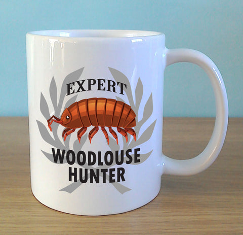Expert Woodlouse Hunter - MugWow