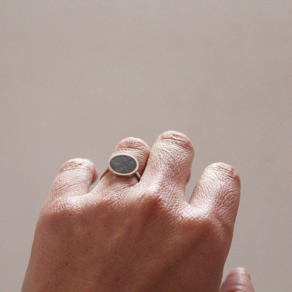 Small Round Concrete Ring