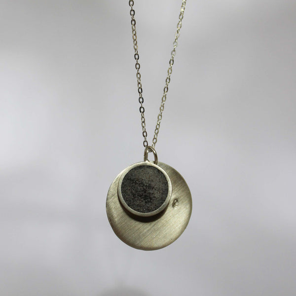 Concrete Love Necklace