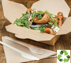 Eco Packaging and Disposables