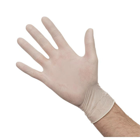 Powdered Latex Gloves XL