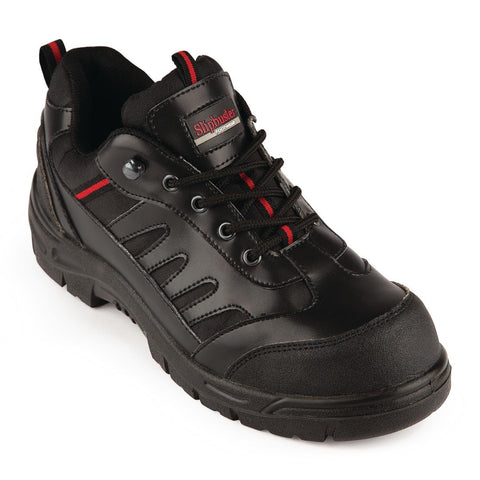 Slipbuster Unisex Safety Trainer Black 41