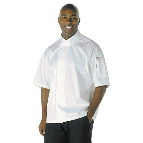Chef Works Unisex Tours Cool Vent Executive Chefs Jacket XL