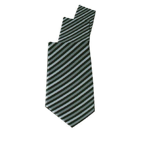 Chef Works Tie Grey Skinny Stripe