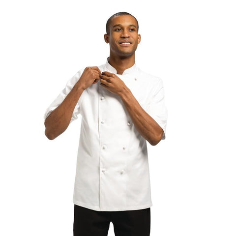 Chef Works Capri Executive Chefs Jacket White 40