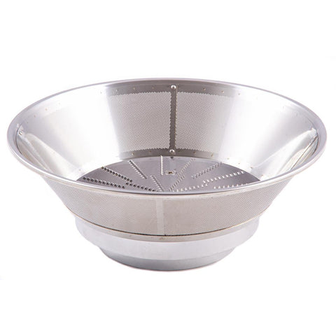 Strainer/Basket with Shredder for Waring Juice Extractor