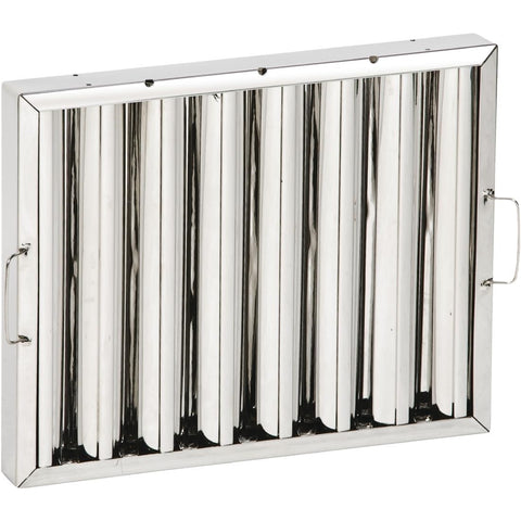 Kitchen Canopy Baffle Filter 400 x 400mm