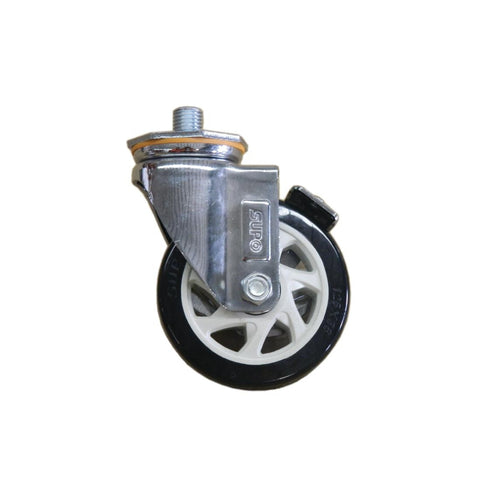 Braked Castors for Thor Gas Oven Ranges (One set 2pcs) for GL172-N, GL172-P, GL173-N, GL173-P, GL174-N, GL174-P