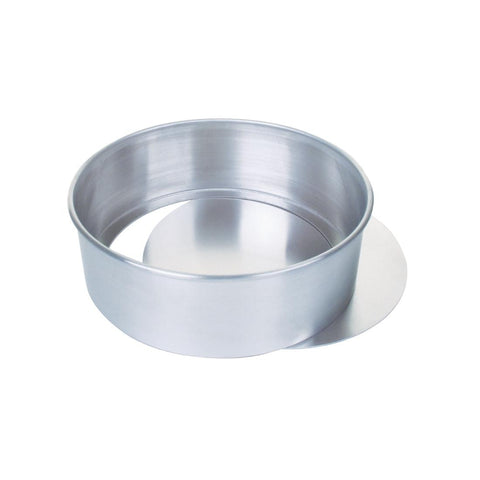 Aluminium Cake Tin With Removable Base 26cm