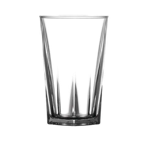 BBP Polycarbonate Penthouse Hi Ball Glasses 285ml CE Marked