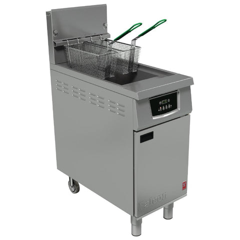 Falcon 400 Twin Basket Propane Gas Fryer G402
