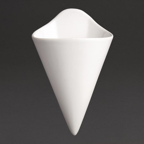 Olympia Porcelain Cone for Lining Wire Chip Cone