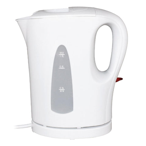 Caterlite Hotel Room Kettle 1Ltr White