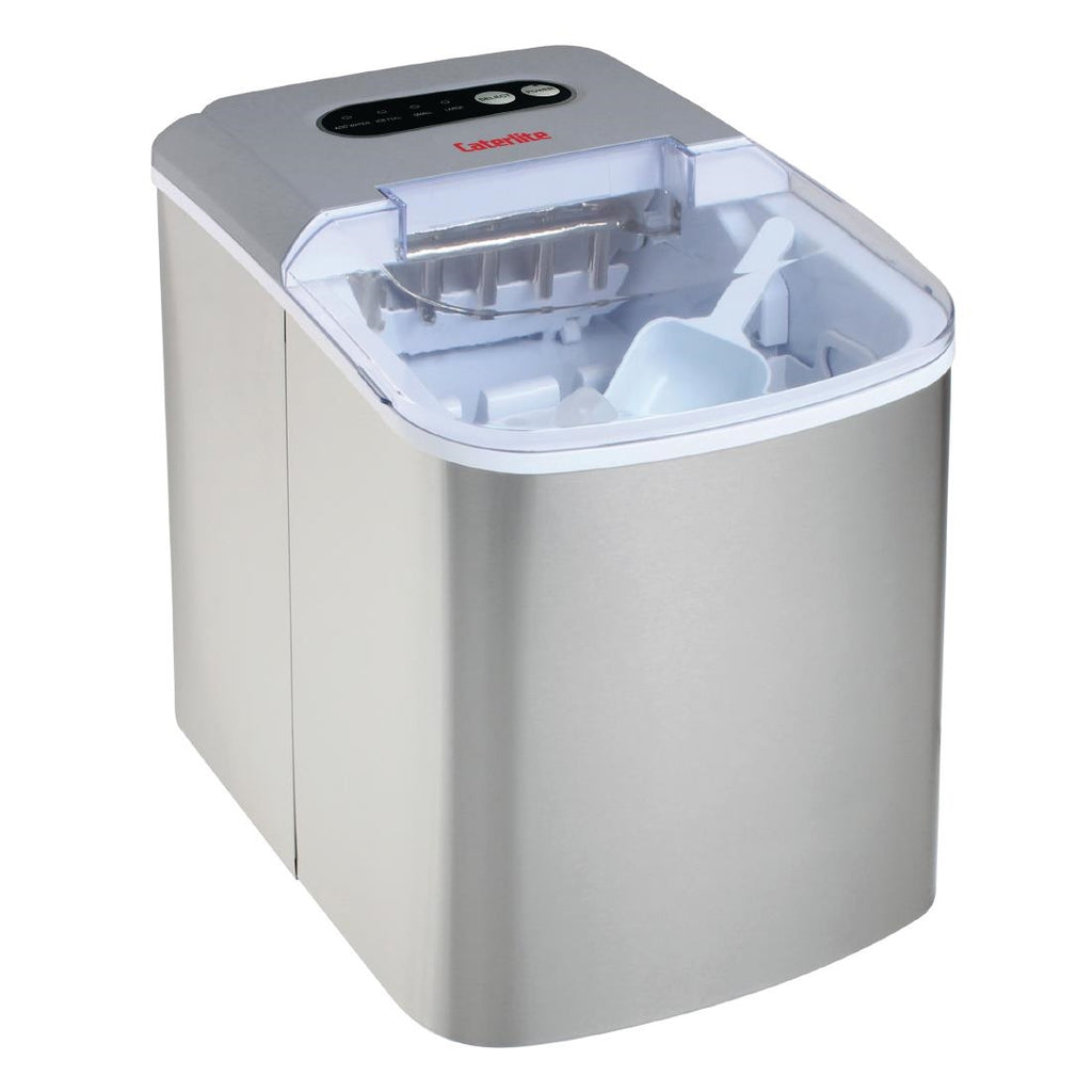 Caterlite Countertop Manual Fill Ice Machine